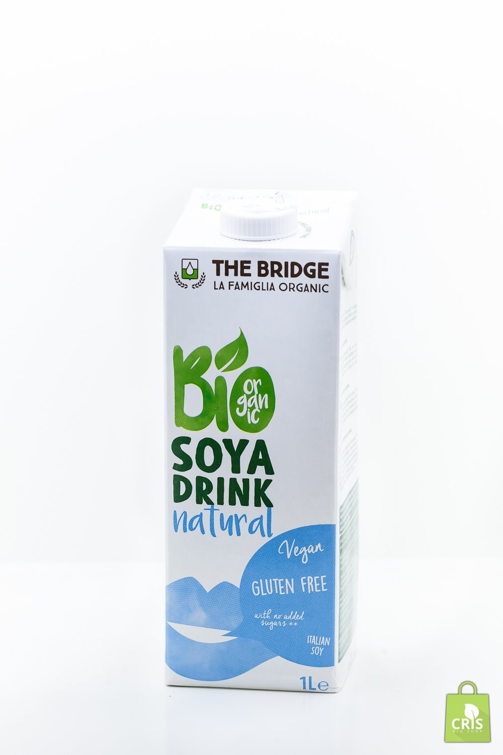 Bautura de soia BIO 1L - The Bridge