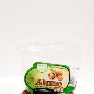 Alune de padure crude intregi, 100 g - Sano Vita