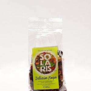 Amestec fructe Deliciu Rosu - Solaris