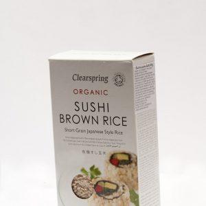 Orez brun BIO pentru sushi - Paradisul Verde