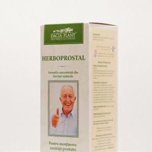 Herboprostal - Dacia Plant