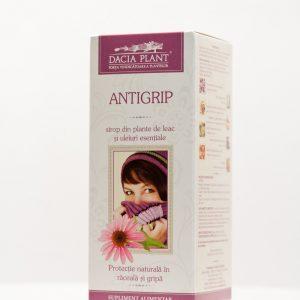 Sirop Antigrip - Dacia Plant