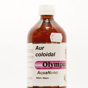 Aur coloidal Olympus 30 PPM 500ml