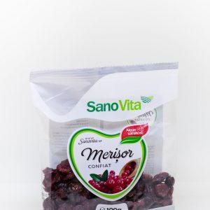 Merisor uscat, 100g - SanoVita