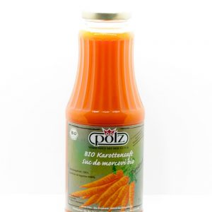 Suc de morcovi BIO, 1 L- Polz
