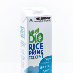 Bautura din orez cu cocos BIO 1L - The Bridge