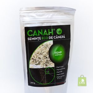 Seminte de canepa Bio 300g - Canah