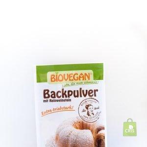 Praf de copt fara gluten si lactoza Eco 17g - Biovegan