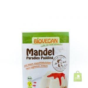 Budinca de migdale Eco 49g - Biovegan
