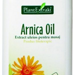 Arnica Oil - Plant Extrakt