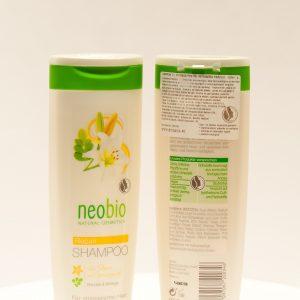 Sampon cu Moringa BIO - Neobio