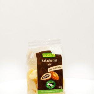 Unt de cacao chips Eco 100g - Rapunzel