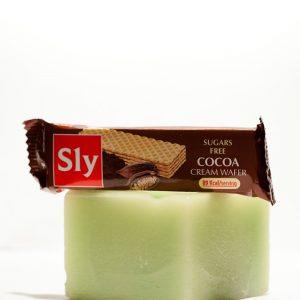 Napolitane de ciocolata fara zahar - Sly