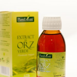 Extract de orz verde - Plant Extrakt