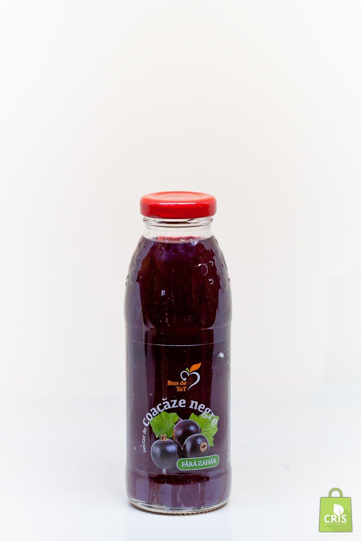 Nectar de coacaze negre fara zahar 300ml Dacia Plant
