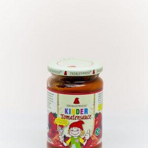 Sos de tomate pentru copii BIO 350g - Zwergenwiese