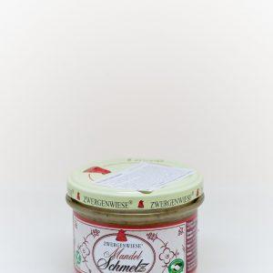Crema tartinabila cu migdale ECO 165g - Zwergenwiese