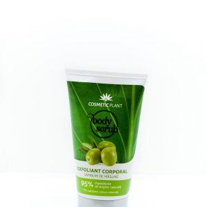 Exfoliant corporal cu masline 150ml - Cosmetic Plant