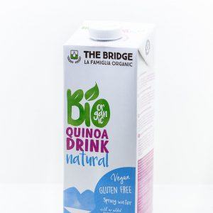 Bautura de quinoa BIO 1L - The Bridge