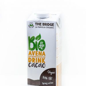 Bautura din ovaz cu cacao BIO 1L - The Bridge