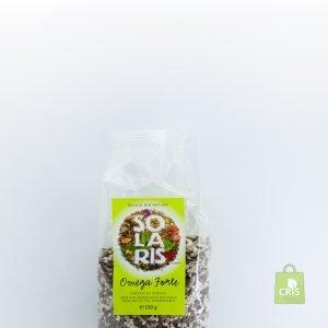 Amestec de seminte omega forte 150g - Solaris