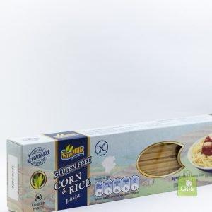 Paste d'oro din porumb si orez spaghete 250g - SamMills