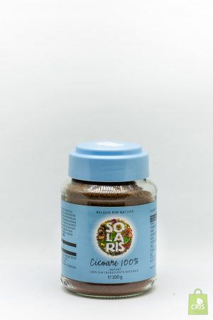 Cicoare 100% instant 100g - Solaris