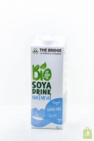 Bautura de soia BIO 1L - The Bridge