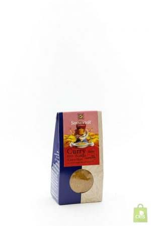Curry iute Bio 35g - Sonnentor