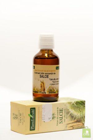 Extract din Scoarta de Salcie 50ml - Plant Extrakt