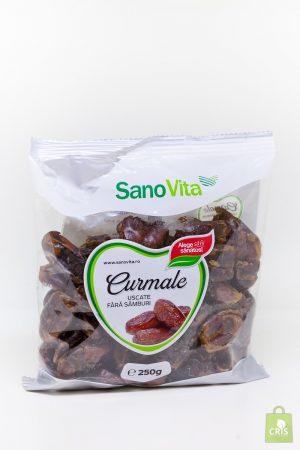 Curmale uscate, 500 gr Sanovita