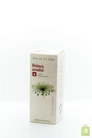 Tinctura branca ursului 200ml - Dacia Plant
