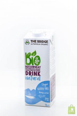Bautura de hrisca cu orez BIO 1L - The Bridge