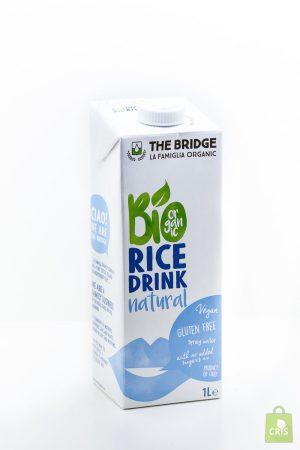 Bautura din orez BIO 1L - The Bridge