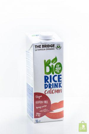 Bautura de orez cu calciu BIO 1L - The Bridge