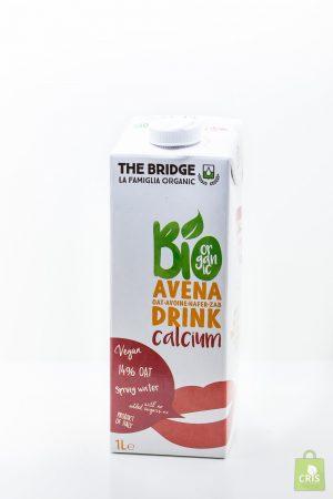 Bautura din ovaz cu calciu BIO 1L - The Bridge