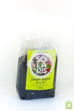 Seminte de susan negru 500g - Solaris