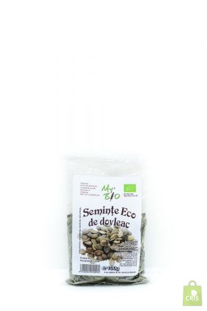 Seminte de dovleac Bio 100g - My Bio