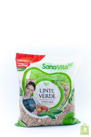 Linte verde 500g - Sano Vita