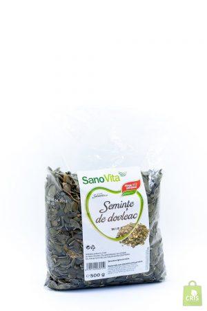 Seminte de dovleac 500g Sano Vita