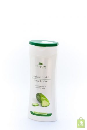 Lotiune tonica de castraveti 200ml - Cosmetic Plant
