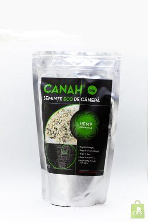 Seminte de canepa ECO 500g - Canah