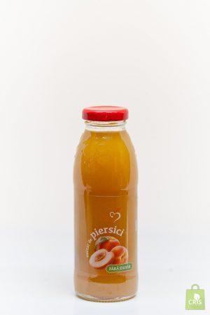 Nectar de piersici fara zahar 300ml - Dacia Plant