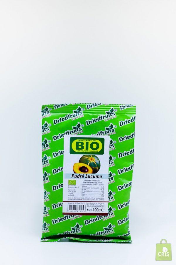 Pudra lucuma BIO 100g - Driedfruits