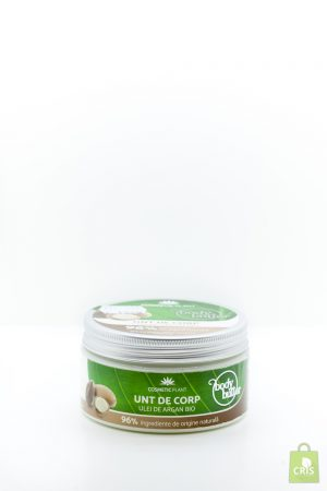 Unt de corp cu ulei de argan 200ml - Cosmetic Plant