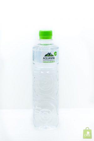 Apa de izvor plata 0.5l - Aqua via