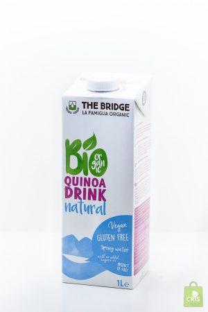 Bautura de quinoa BIO 1L - The Bridge