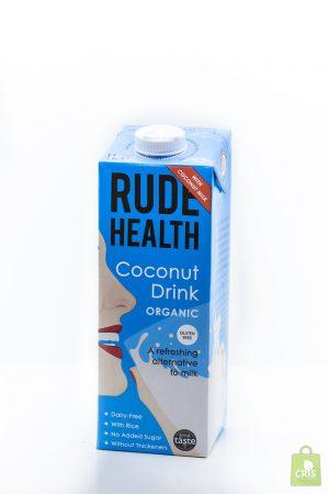 Bautura de cocos ECO 1L Rude Health