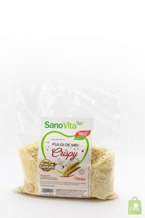 Fulgi de mei crispy 250g - Sano Vita