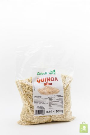 Quinoa alba 500g - Driedfruits